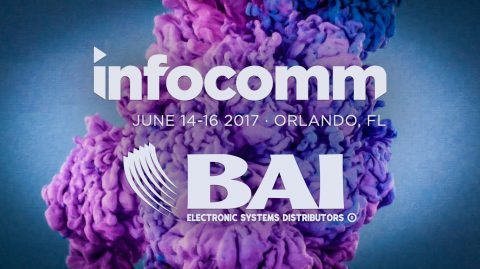 New Product Releases Announced at InfoComm 2017!