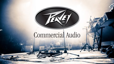 BAI is now distributing Peavey Commercial Audio!